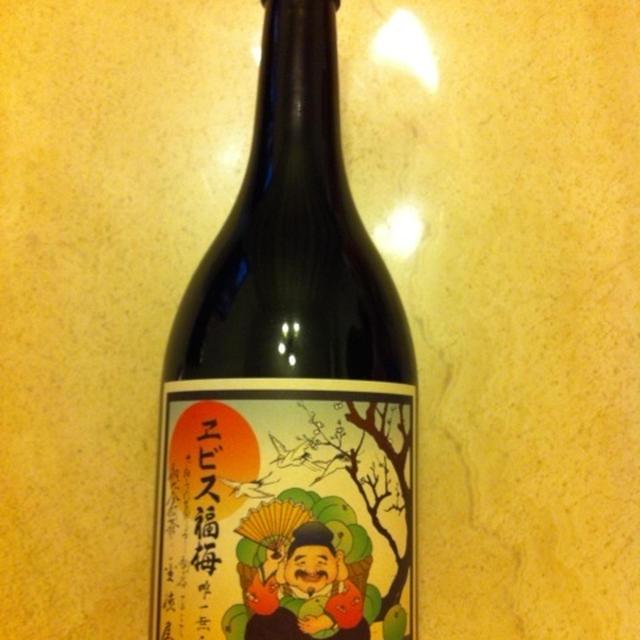 梅酒でかき氷☆