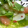 ホタテのさっぱりサラダ・美味しいレシピ