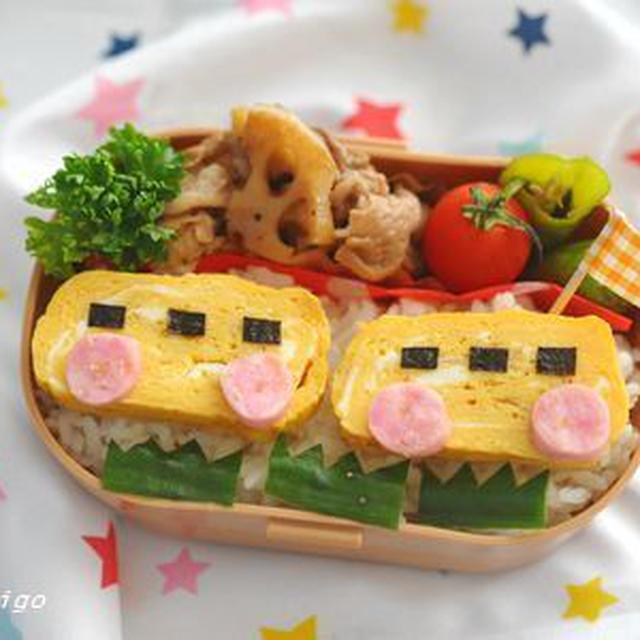 【連載】レシピブログ「バスのお弁当」