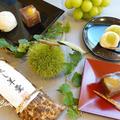 日本料理教室彩楽 〜夏の和菓子レッスン