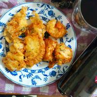 エビのフリッター・チーズ&イタリアンパセリ
