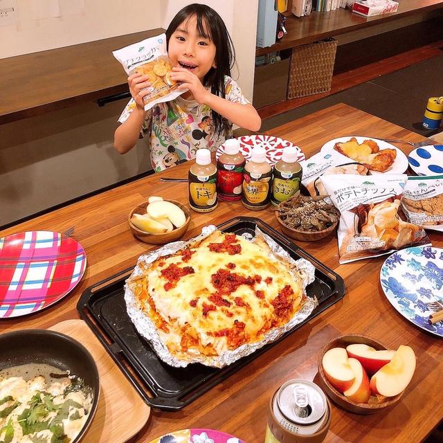 映画パーティーごはんで〜す!!