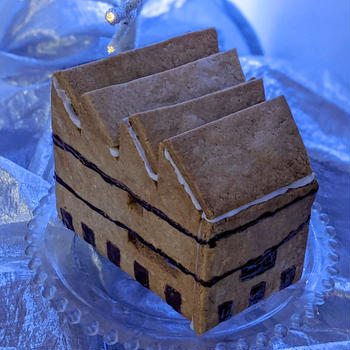 Gingerbread building 2019 / Museo Jumex