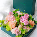 暮らしに花を ボックスフラワー