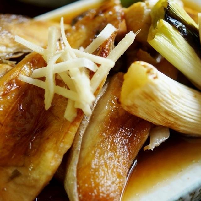 【続・お盆中の料理⑦ブリカマの煮つけ】シャトルシェフで 簡単!ふっくら!美味しく♪