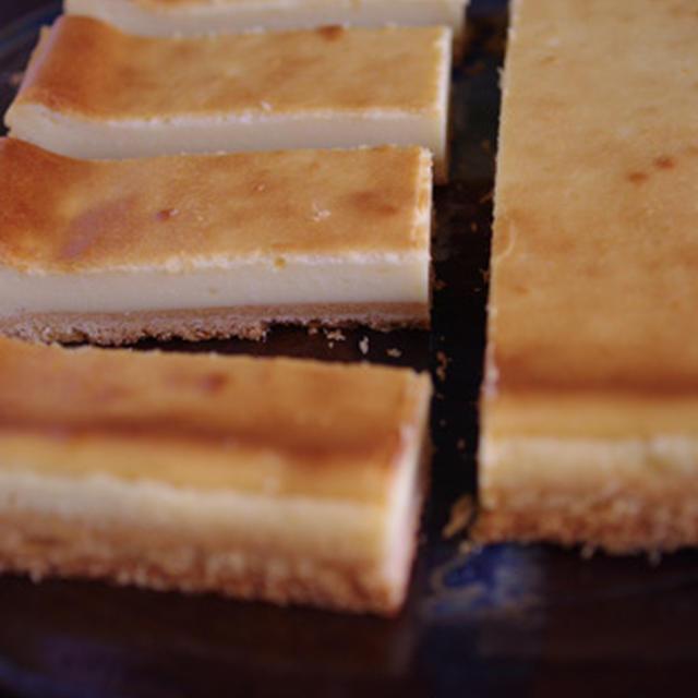 ベイクドチーズケーキ(柚子)