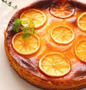 さっぱり美味しい!はちみつレモンチーズケーキ