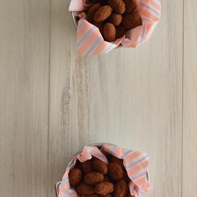 余った節分豆をリメイク!ポリポリ美味しいココア豆