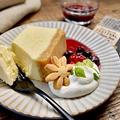 【レシピ&放送日】濃厚ニューヨークチーズケーキ*きょうの料理放送日
