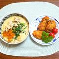 豚キムチ炒めのタレを使った2品