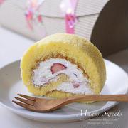 卵ロールケーキ