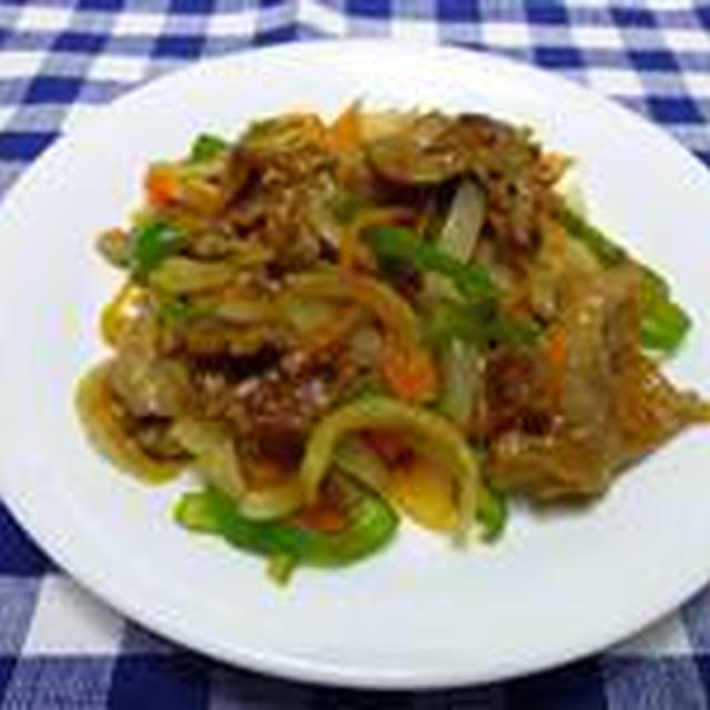 豚肉と野菜炒め☆