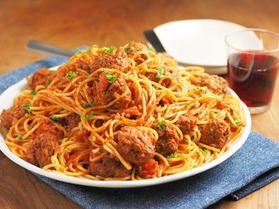 ジブリ飯「ルパンのミートボールスパゲティ」 マイナビニュース