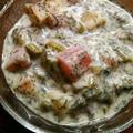 西瓜のトルコ風スープ。