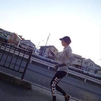 2/11の朝ラン(13km)
