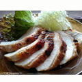 くらしのアンテナ掲載★お弁当にも〜簡単はやうま鶏むね肉のローストチキン(作りおき)〜