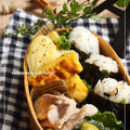 豚肉の味噌ソテー弁当 by おがわひろこさん