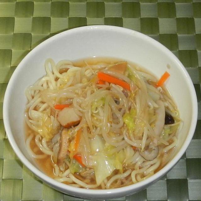 生碼麺(サンマーメン)
