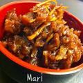 簡単♪ご飯のお供に♡豚肉のしぐれ煮♡ by Mariさん