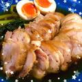 炊飯器de簡単!しっとりジューシー鳥チャーシュー