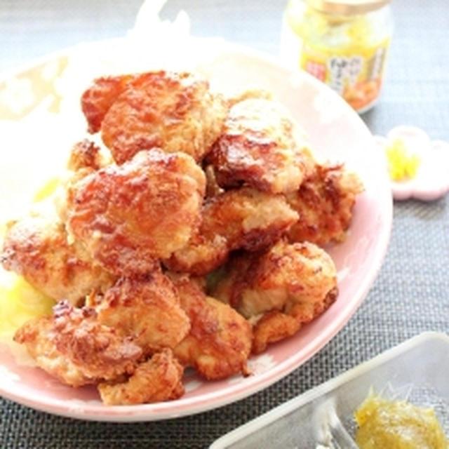 糖質オフ☆揚げない♪カロリー&糖質オフの鶏の唐揚げ