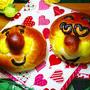 """クックパッド 栗の渋皮煮""""つくれぽ""""400感謝&マロンペースト入り♪お菓子なアンパンマン♥"""