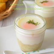 エッグスラット★半熟卵とポテトの美味しいコラボ♡