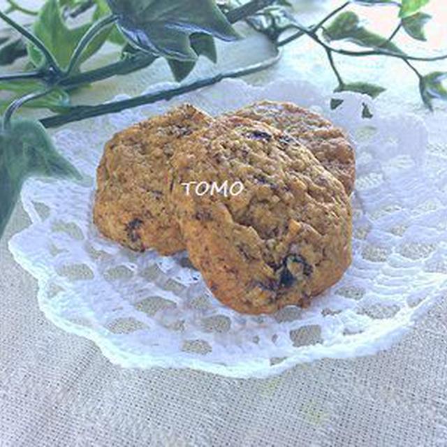 プレゼントに♪プルーンクッキー