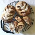 紅茶生地、シナモンとラム酒香る渋皮煮入りのパン。 by mosnogohanさん