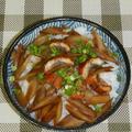 土用丑の日(一の丑)うなごぼう・うなぎの豆腐煮・うなぎと野菜の炒め物