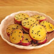 簡単さつまいもレシピ♪お弁当におすすめな揚げない大学芋