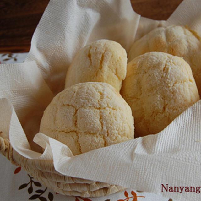 ココナッツメロンパン【再】