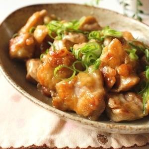 ボリューム満点!「マヨポン」使いの肉料理