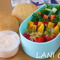 野菜スティック明太ディップ