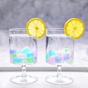 涼やか&ノスタルジック!「#琥珀糖ソーダ」を作ってみよう!