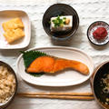 朝ごはん☆the和食