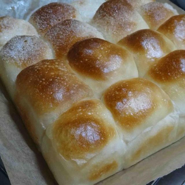 ヨーグルト酵母のちぎりパン