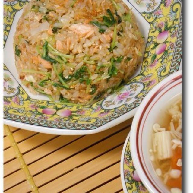 忙しいときに楽チン、レンジで作るスープ。