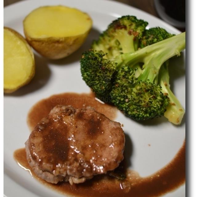 豚ヒレの醤油麹ステーキ
