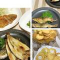 頂き物の鮎の塩焼きで和食ご飯・・スタンプクッキー100枚焼きました!!
