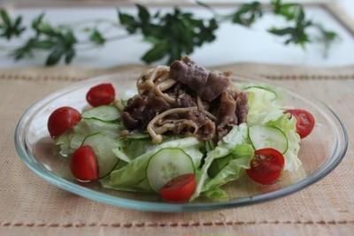 レタスがもりもり食べられる!焼き肉レタス レシピ