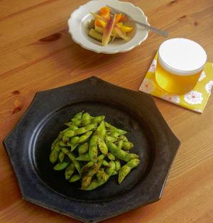 【米油部】カレー焼き枝豆
