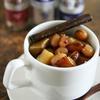 豆のシナモン煮