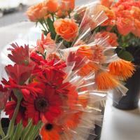 「花と料理で楽しむ♪ハッピーハロウィン講座」に行ってきましたよ♪