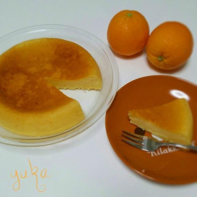 HMと炊飯器でヨーグルトケーキ♡をまねっこ