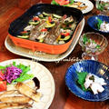 ◆ホウボのアクアパッツアに太刀魚三昧♪~〆の松茸リゾットで旬を味わう♪