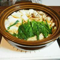 モランボン☆美味しいキムチ鍋