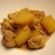 大根と鶏肉のほっこり煮物