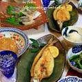 ◆太刀魚の昆布締め焙りで和のおうちごはん♪