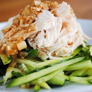 タレから作ろう♪夏に食べたい棒棒鶏(バンバンジー)レシピ